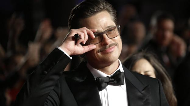 Brad Pitt says he hopes his new film Fury recognised the trauma suffered by soldiers in World War Two as it closes this year's BFI London Film Festival.