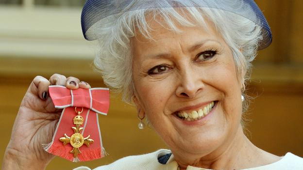 Tributes are paid to British actress and TV presenter Lynda Bellingham, who has died at the age of 66 after suffering colon cancer.