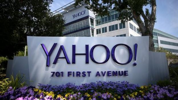 Technology giant Yahoo reports profits of $6.8bn for the third-quarter, buoyed mostly by earnings from the firm's stake in Chinese firm Alibaba.