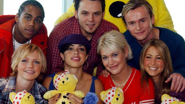 Pop group S Club 7 are to reunite for the first time in more than a decade for the BBC's Children in Need next month.