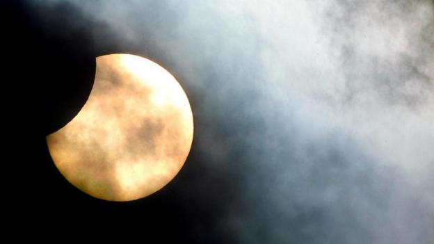 Skywatchers in North America will be treated to the final eclipse of the year on Thursday.