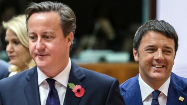 EU finance ministers agree to David Cameron's call for emergency talks after the UK is told it must pay an extra £1.7bn.