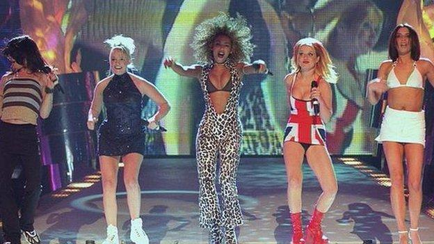 Results from a citizen science online experiment suggests that the Spice Girls' Wannabe is the UK's catchiest hit single.