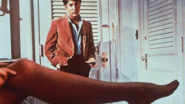 Mike Nichols, who won an Oscar for directing the 1967 film The Graduate, has died aged 83.