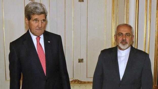 Diplomats in Vienna are to make a final push for a deal on Iran's nuclear programme ahead of a 23:00 GMT deadline, amid talk of an extension.