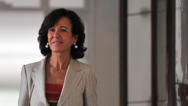 Ana Botin has moved swiftly to reshape Santander, ousting its chief executive after less than two years in the role.