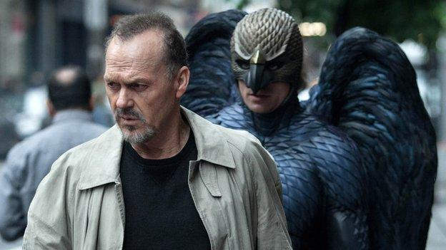 Showbusiness satire Birdman leads the flock at this year's Spirit Awards after being nominated for six prizes, including best film.