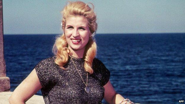 Lebanese singer and actress Sabah, popularly known as the 'Diva of Music' in the Arab world, dies at the age of 87.