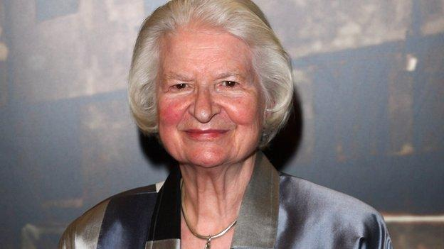 Crime novelist PD James dies at the age of 94, her agent says.