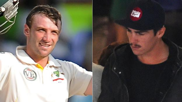 The cricketing world is rallying around bowler Sean Abbott amid fears he may never play again after Phillip Hughes's death.