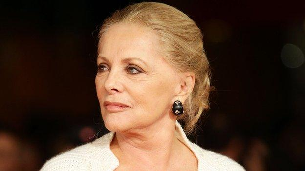 Italian screen actress Virna Lisi, famed in the 1960s for appearing opposite stars including Frank Sinatra, dies at the age of 78.