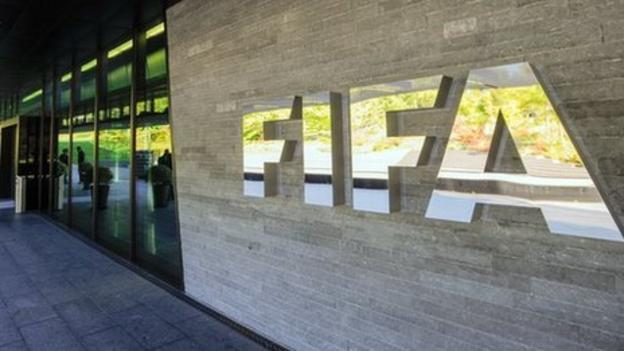 "Fifa agrees to publish a ""legally appropriate version"" of a report into allegations of World Cup bidding corruption."