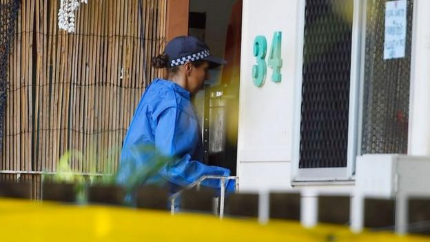 Australian authorities charge a woman in the northern city of Cairns with the murder of seven of her children and her niece.