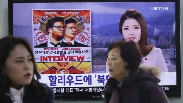 North Korea threatens unspecified attacks on the US as it escalates a war of words over the Sony Pictures cyber-attacks.