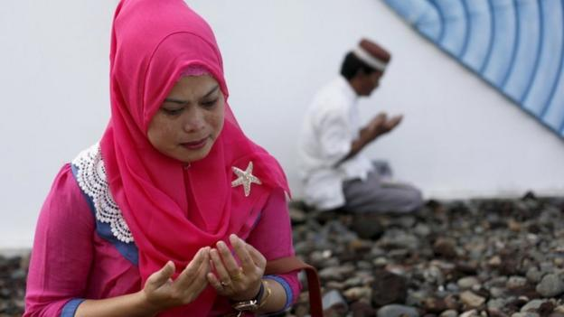 Memorial services are held in Indonesia and other nations for the victims of the Indian Ocean tsunami on the disaster's 10th anniversary.