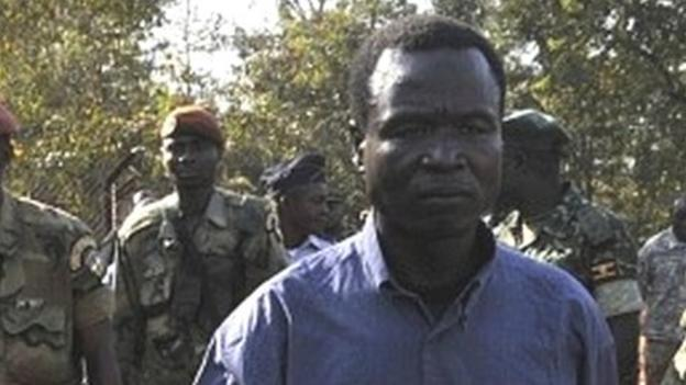 Top Ugandan rebel commander Dominic Ongwen is due to appear at the International Criminal Court (ICC) in The Hague to face war crimes charges.
