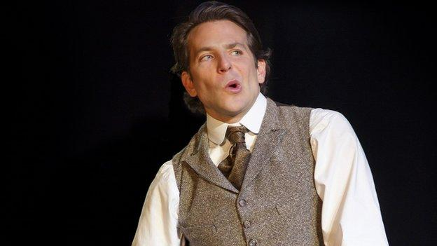 Three-time Oscar nominee Bradley Cooper is to play the Elephant Man in London following the critical acclaim he has received for the role on Broadway.