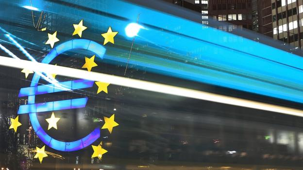 A top official at the European Central Bank warns that unemployment and low growth are undermining the European Union.