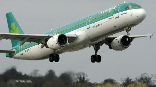 "Irish airline Aer Lingus says it is ""willing"" to accept a €1.36bn takeover offer from British Airways owner IAG if the interests of ""relevant parties"" are satisfied."