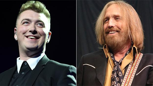 Tom Petty is given a song writing credit on Sam Smith's hit Stay With Me over the similarities to his 1989 track I Won't Back Down.
