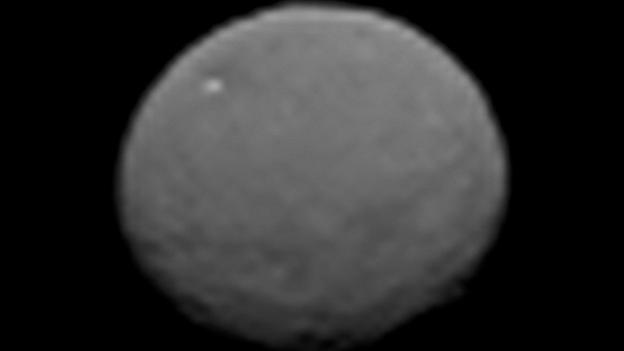 The best image ever acquired of Ceres, the largest asteroid in the Solar System, is now in the hands of science.