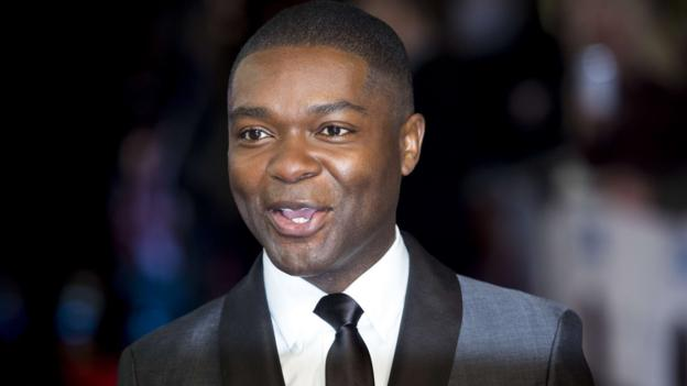 "David Oyelowo, who plays Martin Luther King in Selma, says it's ""ridiculous"" to attack Benedict Cumberbatch for using the term ""coloured"" during an interview."