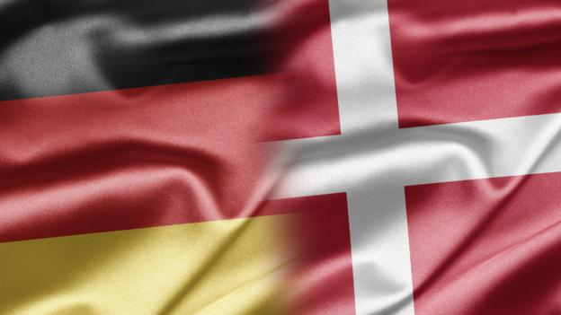 Our economics correspondent Andrew Walker explains how developments in Germany and Denmark are hallmarks of strange times in the eurozone.