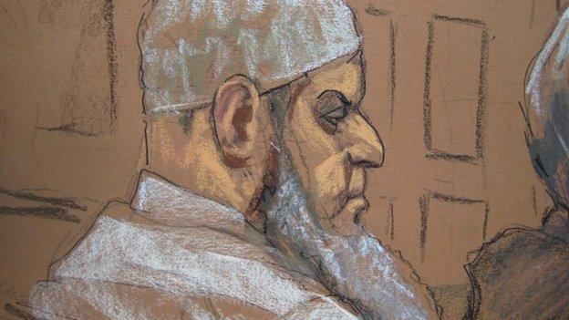 A former aide of Osama Bin Laden has been found guilty of plotting the al-Qaeda bombing of US embassies in east Africa in 1998, killing 224 people.