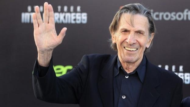 Leonard Nimoy, who played Mr Spock in Star Trek, has died at the age of 83, his family says.