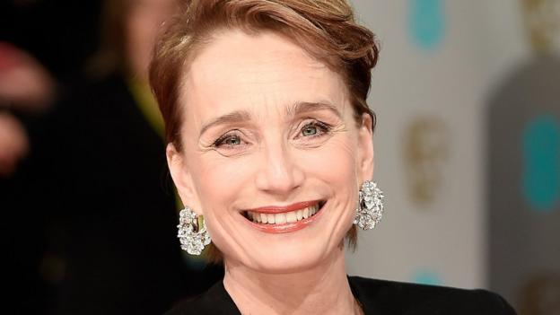 "A lack of film roles for actresses in their 50s is ""a disaster"" and the situation is unlikely to change, Dame Kristin Scott Thomas says."