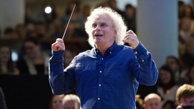 Sir Simon Rattle, one of the world's leading conductors, is to take over at the London Symphony Orchestra from September 2017, it is announced.