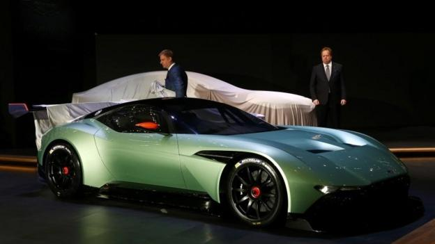 Aston Martin plans to broaden its range of cars to include new sportscars and a small SUV, to attract younger and female buyers.
