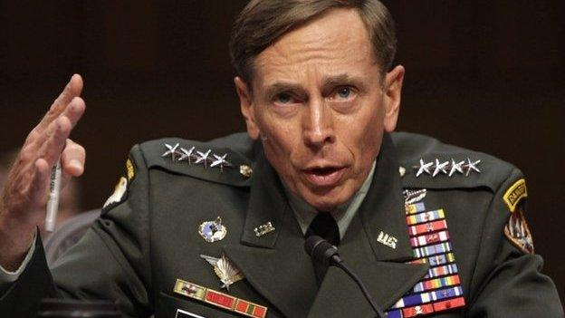 David Petraeus, a former four-star general, reaches a plea deal with the US Justice Department in which he will admit to mishandling classified materials.