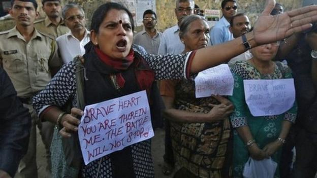 "Most prominent papers back the BBC's film on Delhi gang rape, but others see it as ""anti-women""."