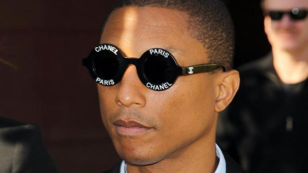 "Pharrell Williams denies copying Marvin Gaye's Got to Give It Up for the hit single Blurred Lines, but says he may have been ""channelling... that late-70s feeling""."