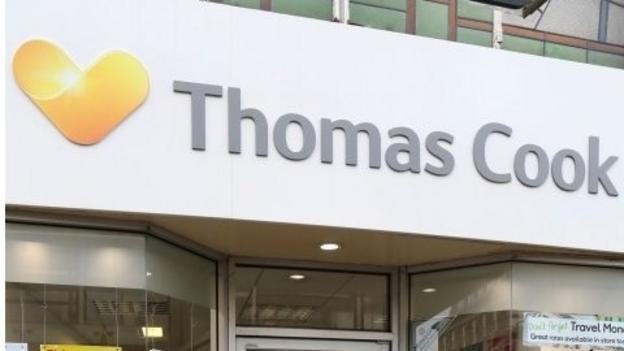 Chinese conglomerate Fosun, which owns Club Med, buys a 5% stake in UK travel group of Thomas Cook.