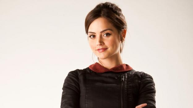 Actress Jenna Coleman planned to quit Doctor Who at the end of series eight, writer Steven Moffat confirms.