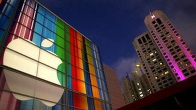 Apple, the biggest US company by market value, will be included in the Dow Jones Industrial Average from 19 March.