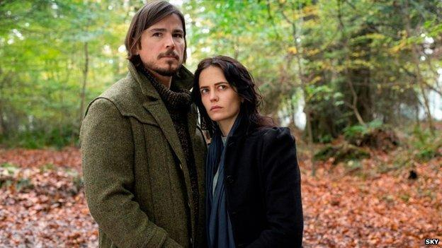 Supernatural horror Penny Dreadful wins three Bafta Television Craft Awards, while BBC One's Sherlock wins two and Mackenzie Crook wins his first Bafta.