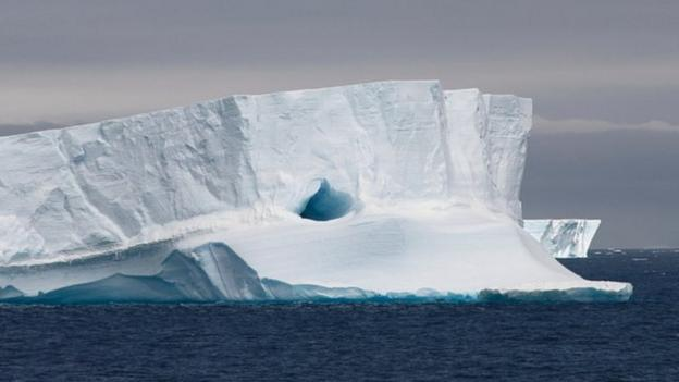 Eighteen years of satellite data reveal an acceleration in the thinning of many of Antarctica's floating ice shelves.