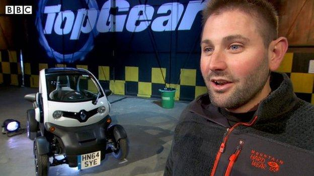 Top Gear producer Oisin Tymon, hit by Jeremy Clarkson, tells police he does not want to press charges.