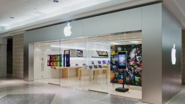 Tim Cook criticises a 'religious freedom law' in the US state of Indiana, which it is argued could allow companies to discriminate against gay and lesbian customers.