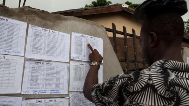 Voters in Africa's most populous nation, Nigeria, are set for presidential and national elections against the background of militant Islamist violence.