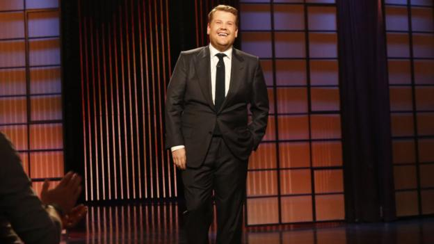 "James Corden has talked of the ""overwhelming"" reaction to his US late night talk show, saying he had feared a ""terrible onslaught"" of criticism."