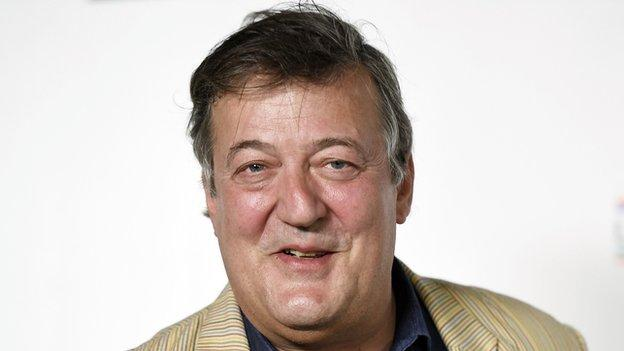 "Author and broadcaster Stephen Fry swears off Instagram, claiming to have been ""hounded off"" the photo-sharing service."