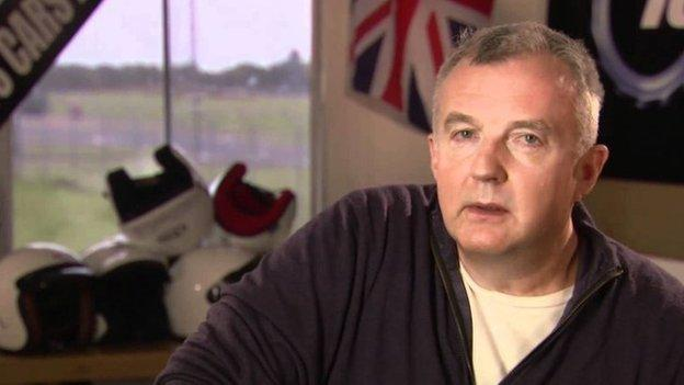 Top Gear executive producer Andy Wilman denies he is quitting the show after a leaked email from him thanking staff and marking the end of an era.