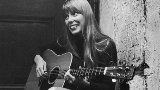 Singer songwriter Joni Mitchell is in intensive care in a Los Angeles hospital after being found unconscious at her home.