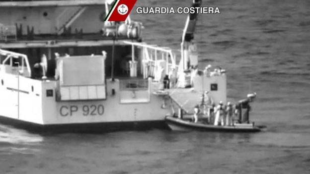Italy's PM leads calls for more EU action on migrants after the latest capsize of a boat in the Mediterranean leaves hundreds feared dead.