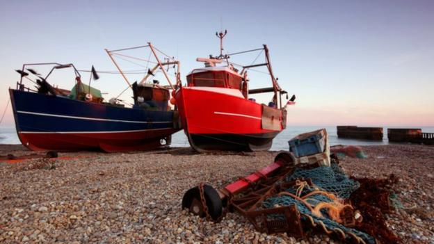 In the tightly contested seat of Hastings and Rye, it is the topic of fishing quotas that has become a key election issue
