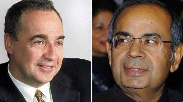 Warner Music owner Len Blavatnik is Britain's richest man with a £13.17bn fortune, taking top spot from the Hinduja brothers, according to the Sunday Times.
